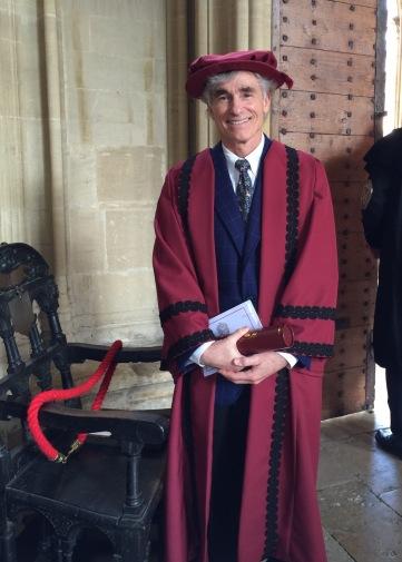 01 TAB at Oxford University, Bodleian Library, UK September 2017